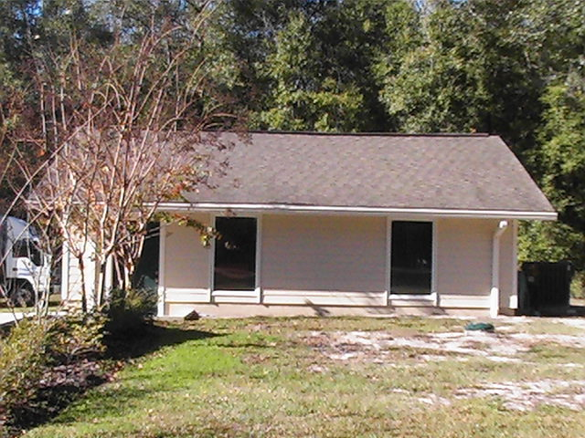 Buy country homes in alachua county archer florida for Rv garage homes florida